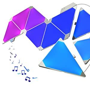 paneles nanoleaf homekit