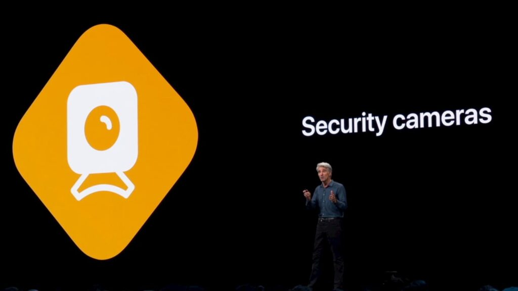 camaras homekit secure video