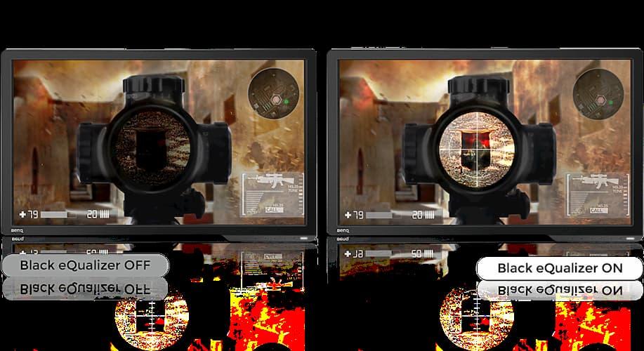 monitor para jugar ps4