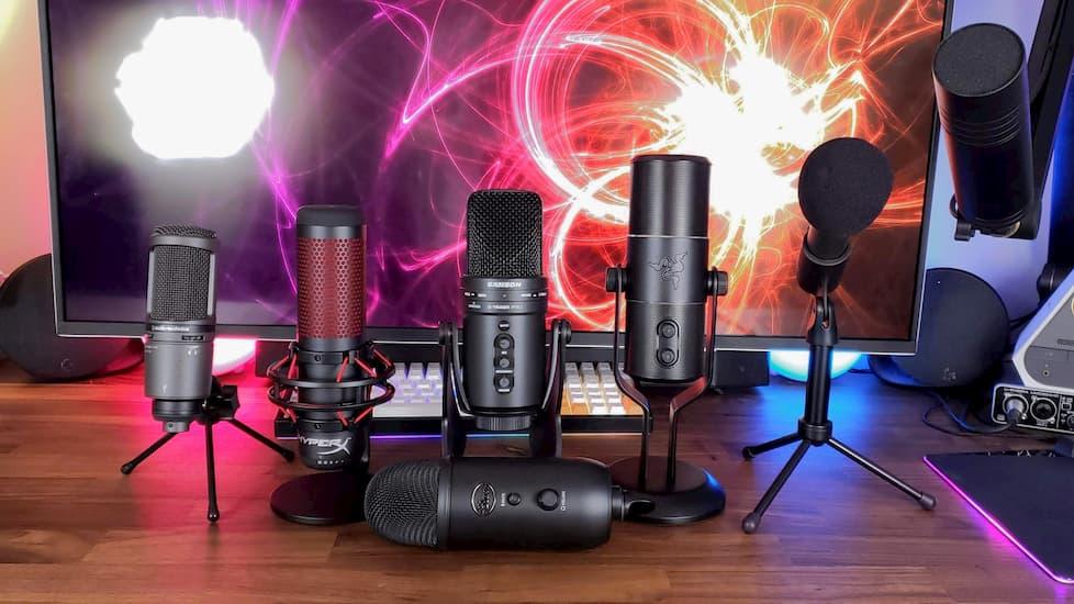microfono usb ps4