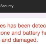 Como saber si mi iPhone tiene virus