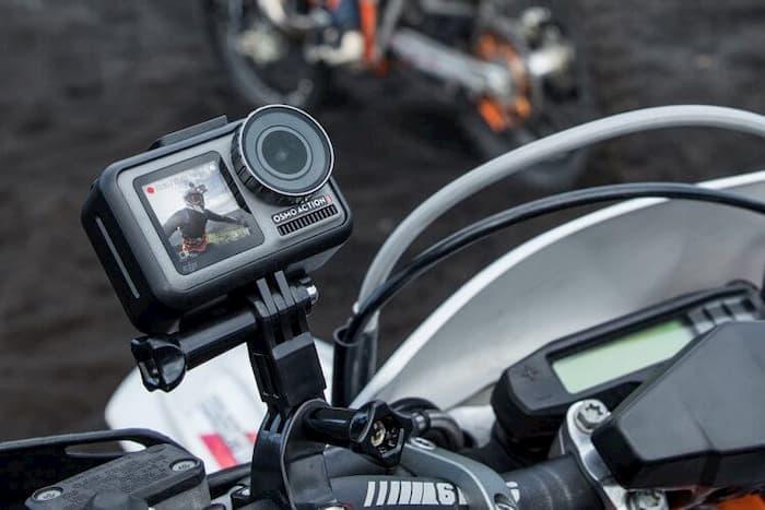 camaras deportivas 4k para moto 2020