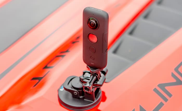camara 360 grados para moto
