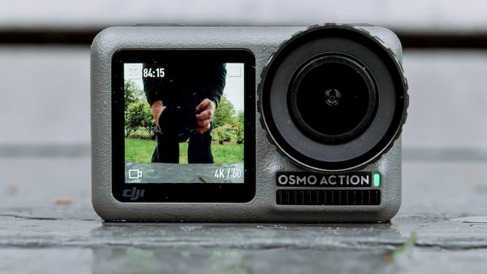 comparativa dji osmo action gopro