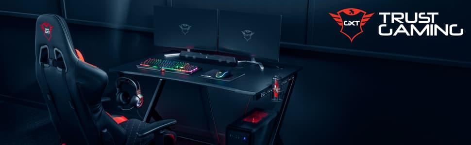mesas streamer gaming baratas