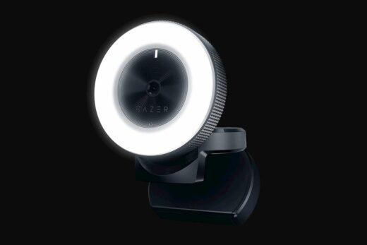 webcams con luz