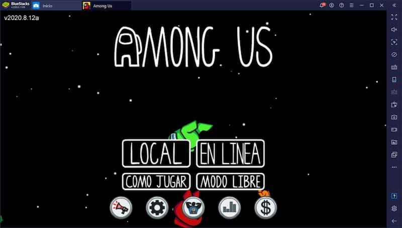 jugar among us gratis emulando