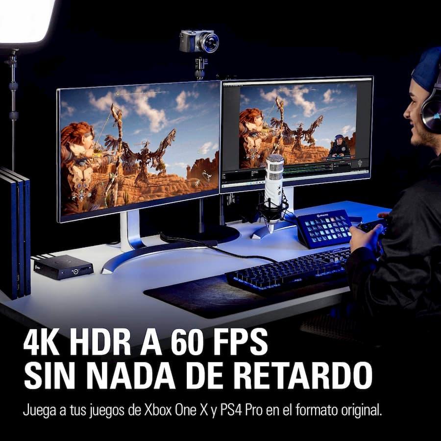 elgato 4K60 S+ para streaming
