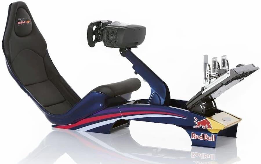 asiento cockpit simulador racing
