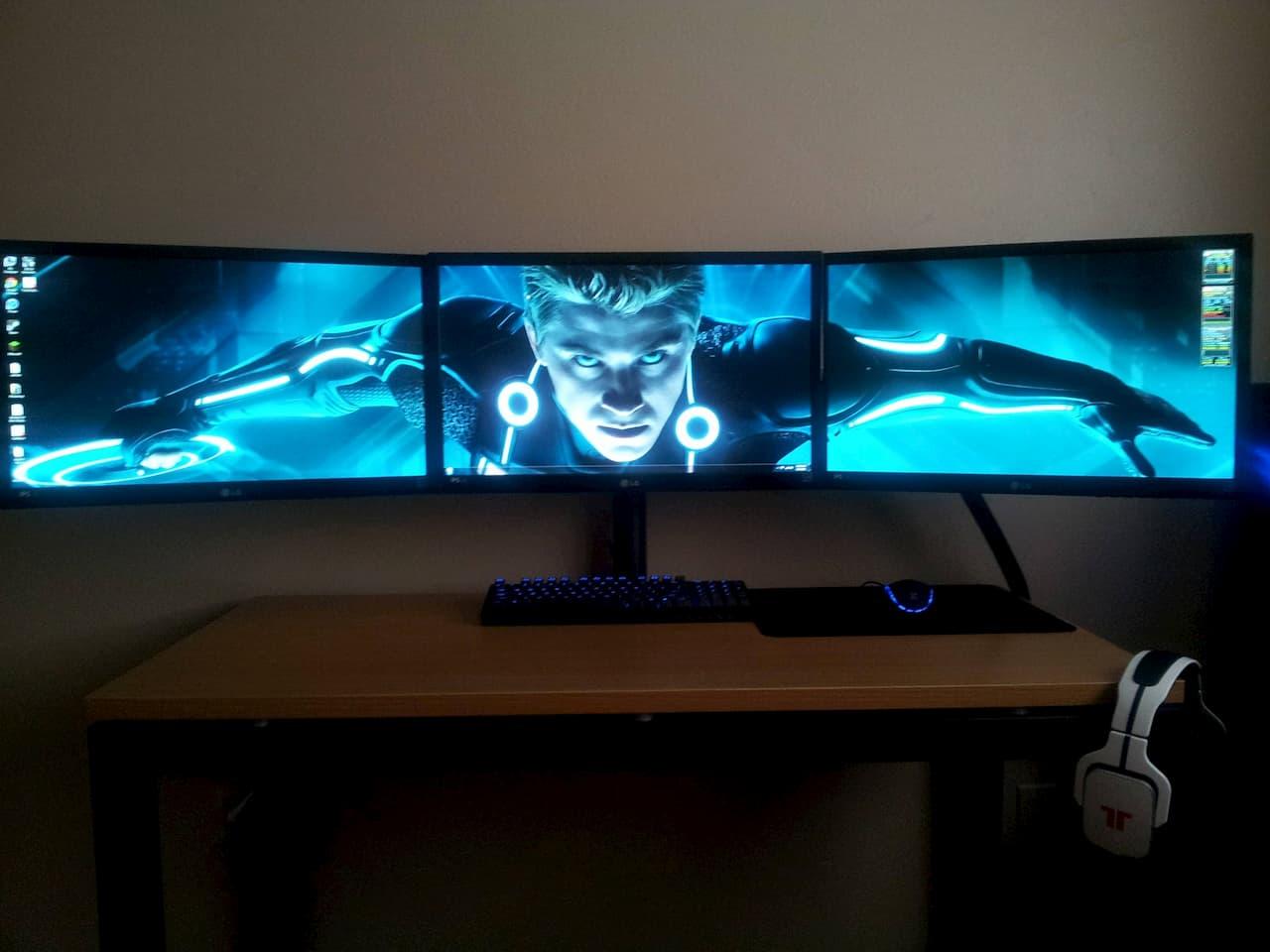 configurar dos monitores en pc
