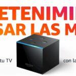 Que es el Fire TV Cube - Reproductor multimedia en streaming