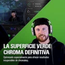 chroma verde para streaming