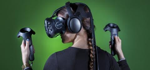 gafas de realidad mixta