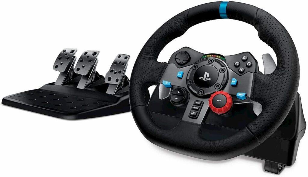 volante logitech ps5