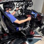 Gafas de realidad virtual para SimRacing