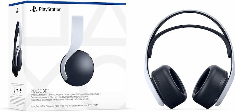 auriculares ps5 inalambricos