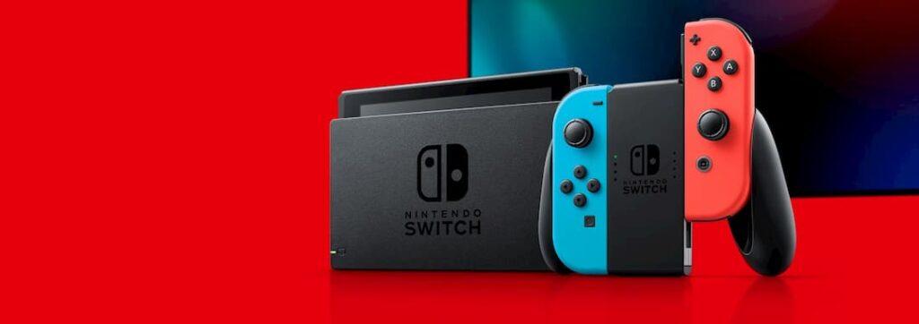 ofertas black friday 2020 nintendo switch