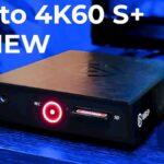 Capturadora de video Elgato 4K60 S+ 2021
