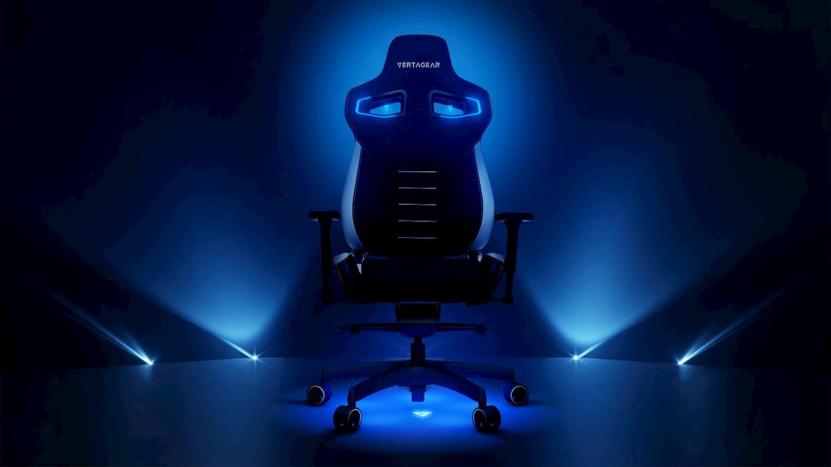 mejores sillas gaming luces led