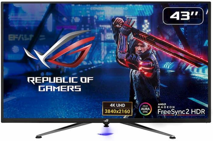 mejor monitor gaming 4k para ps5