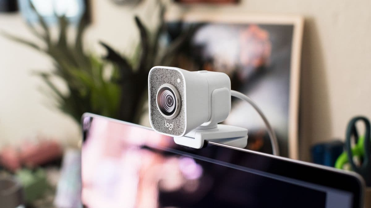 webcam mas vendidas amazon
