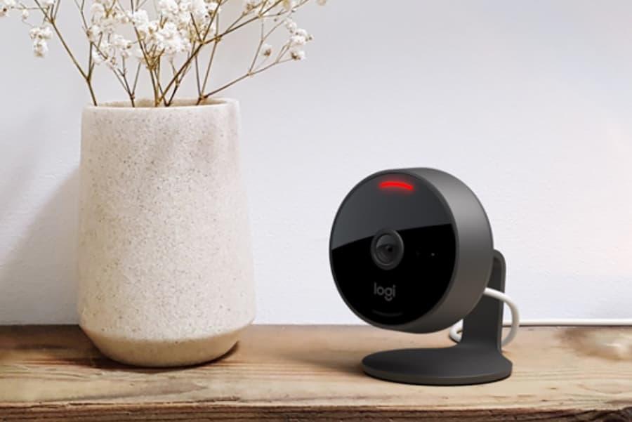 cámara de seguridad compatible homekit