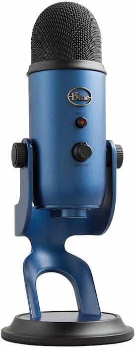 micrófono blue yeti streaming