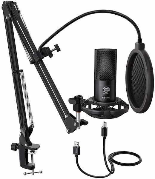 mejor micrófono usb para streaming