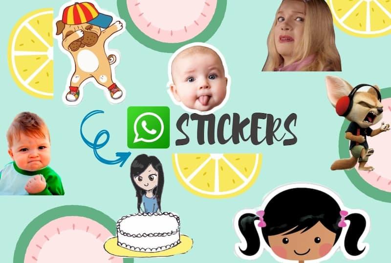packs stickers whatsapp iphone