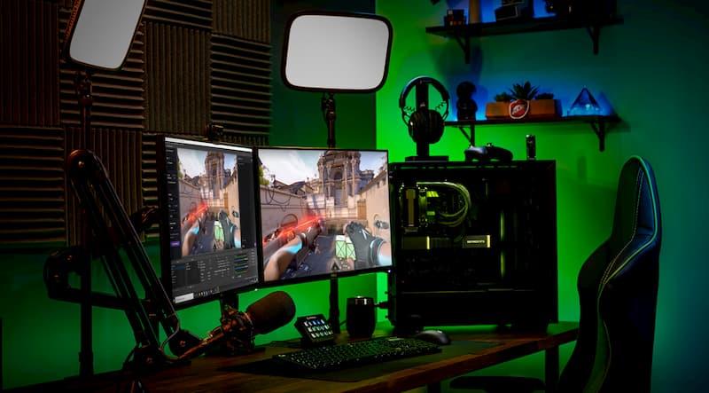 pc gaming para streaming