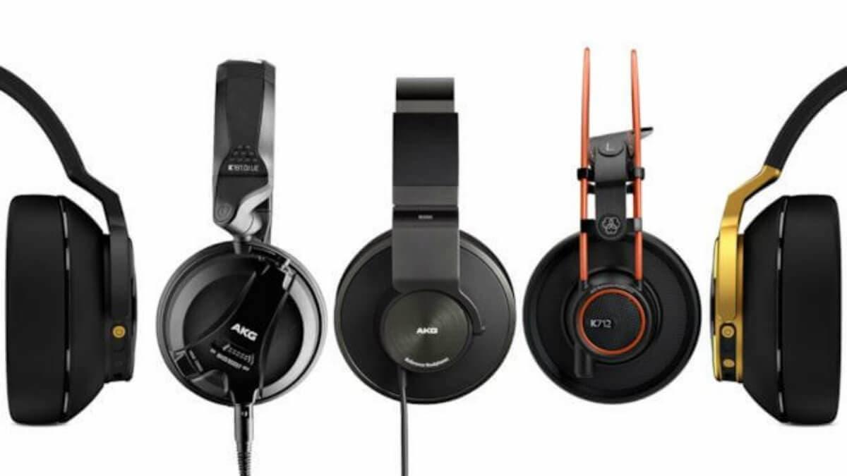 auriculares akg gaming