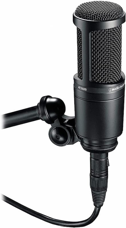 microfono audio technica streaming