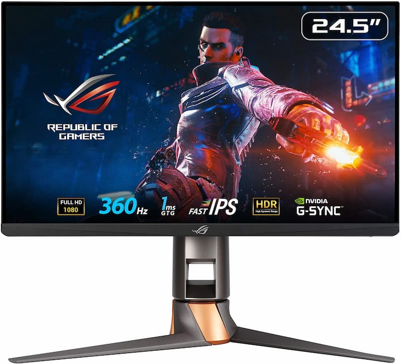 monitor gaming 360hz