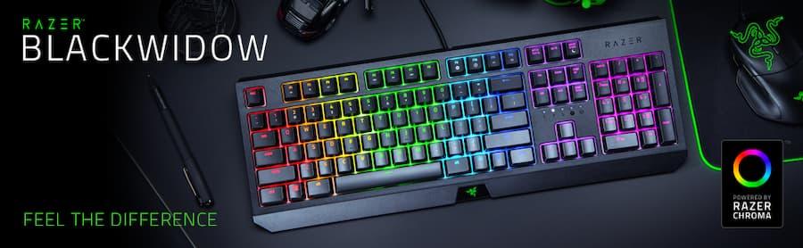 teclado mecanico razer