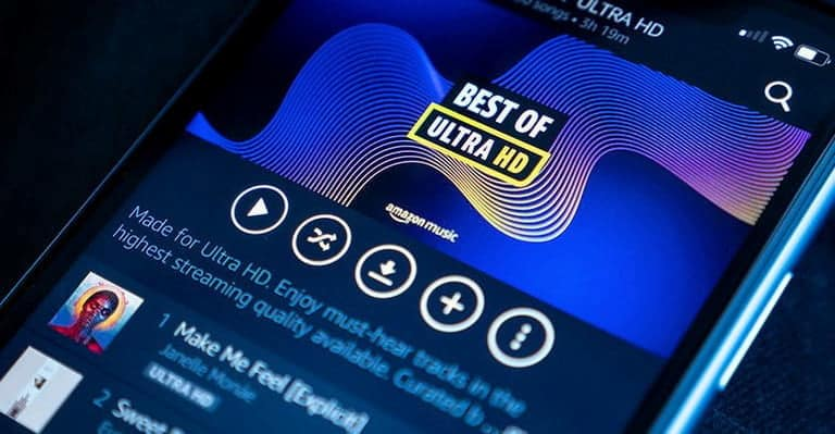 servicios de streaming de musica