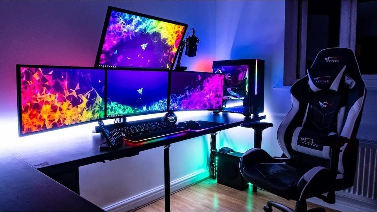 mejor set up gamer del mundo