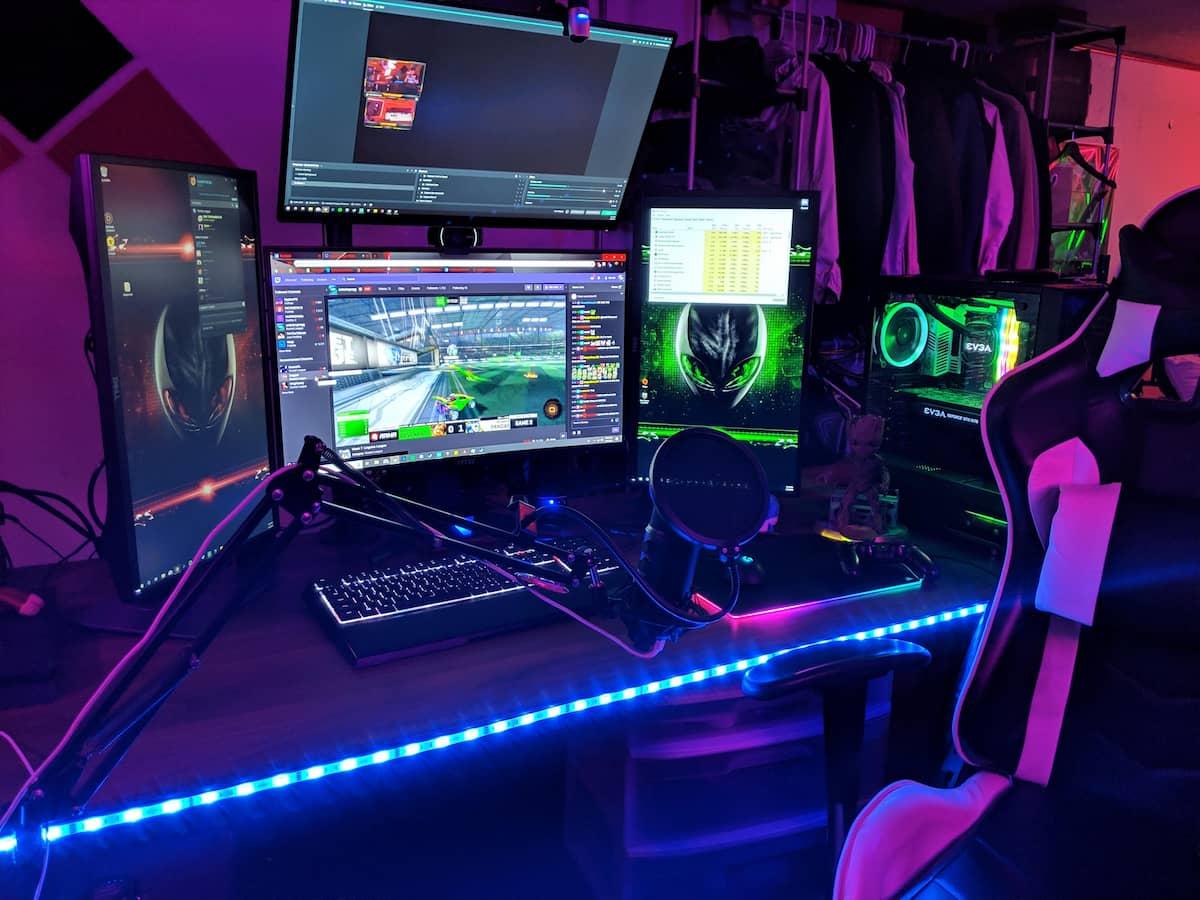 mejor setup streaming mundo
