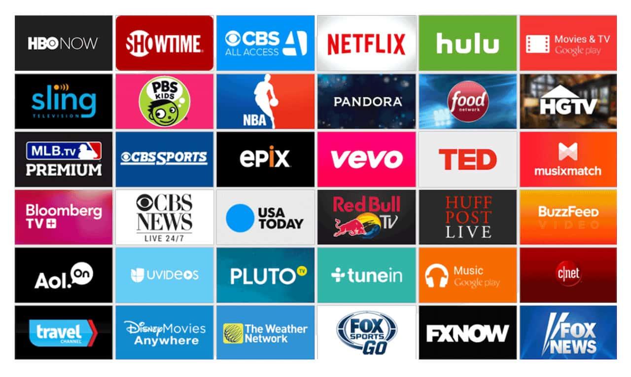 mejores apps de streaming