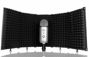 mejor cabina aislante para microfono