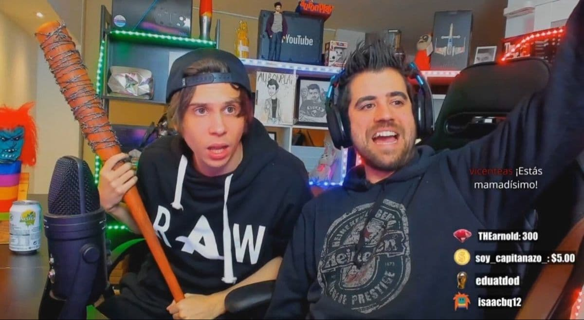 mejores streamers de twitch españoles