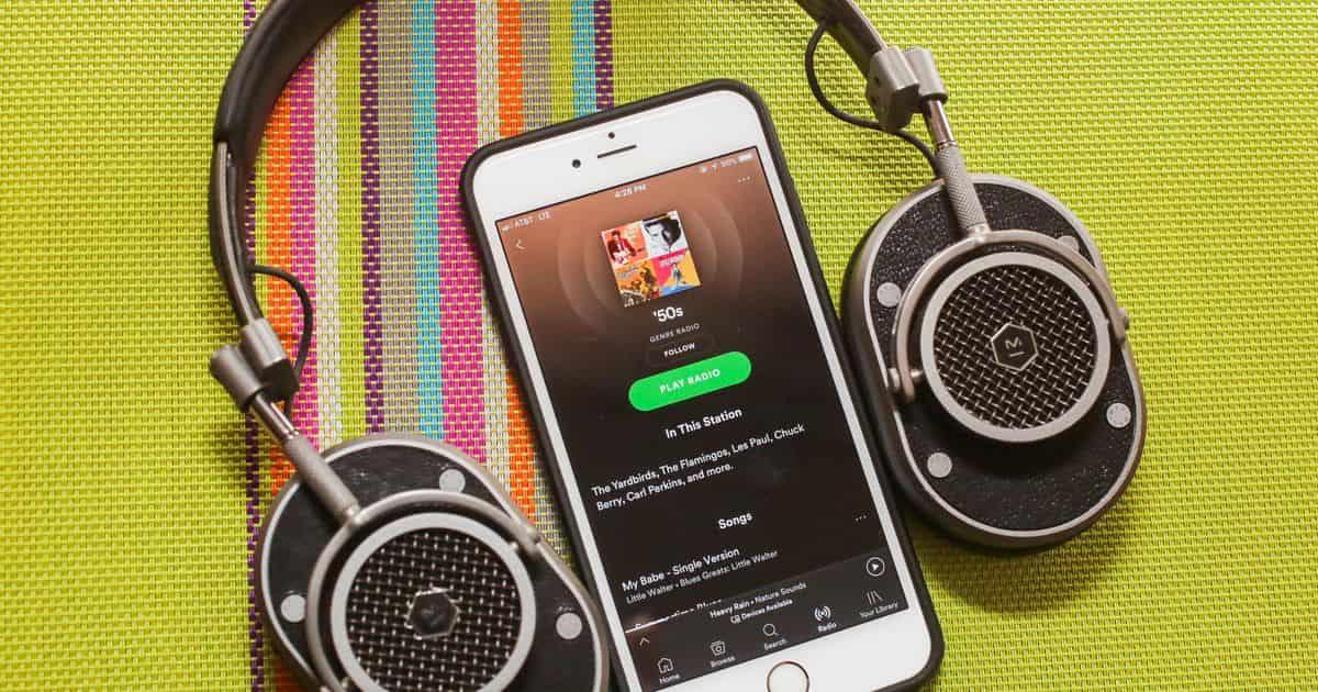 Como hacer streaming en Spotify