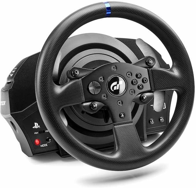 mejor volante de carreras