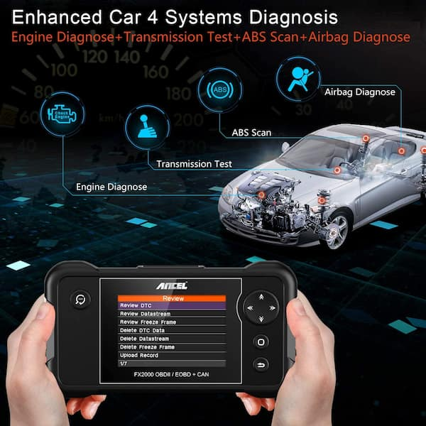 tablet obd2 profesional