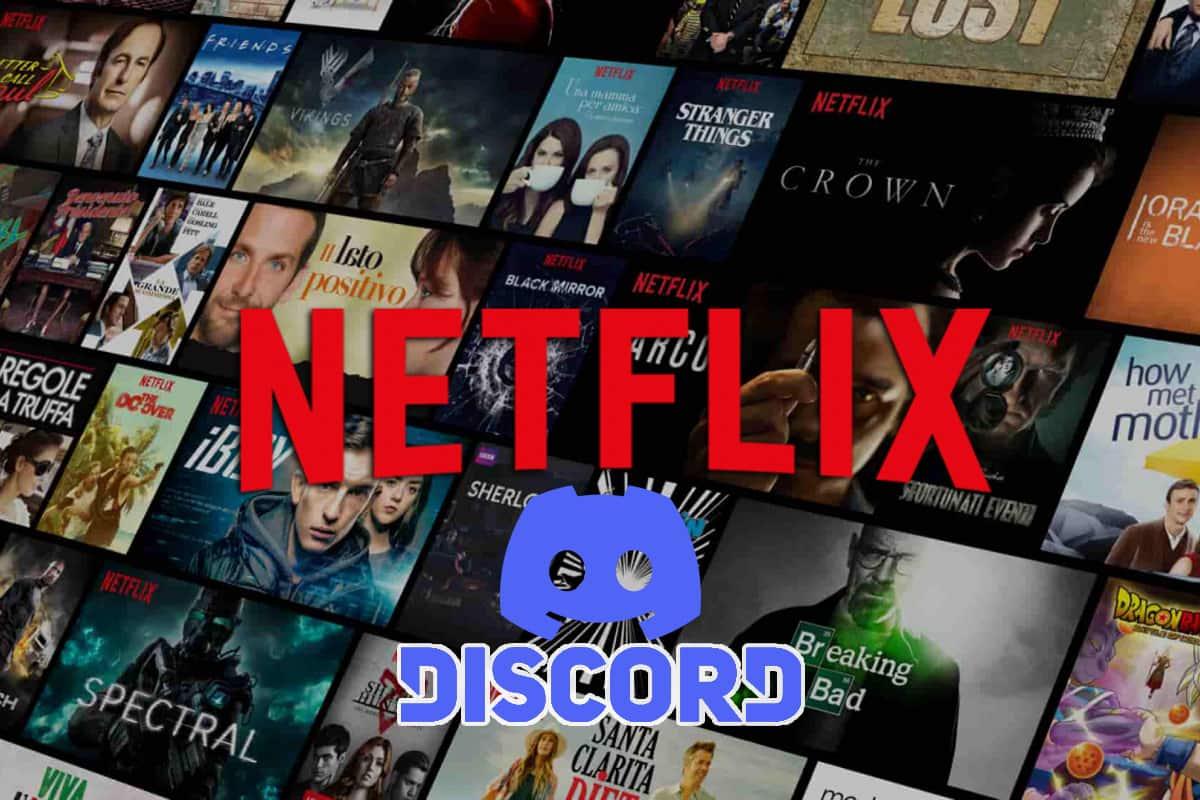 como hacer streaming de netflix con discord