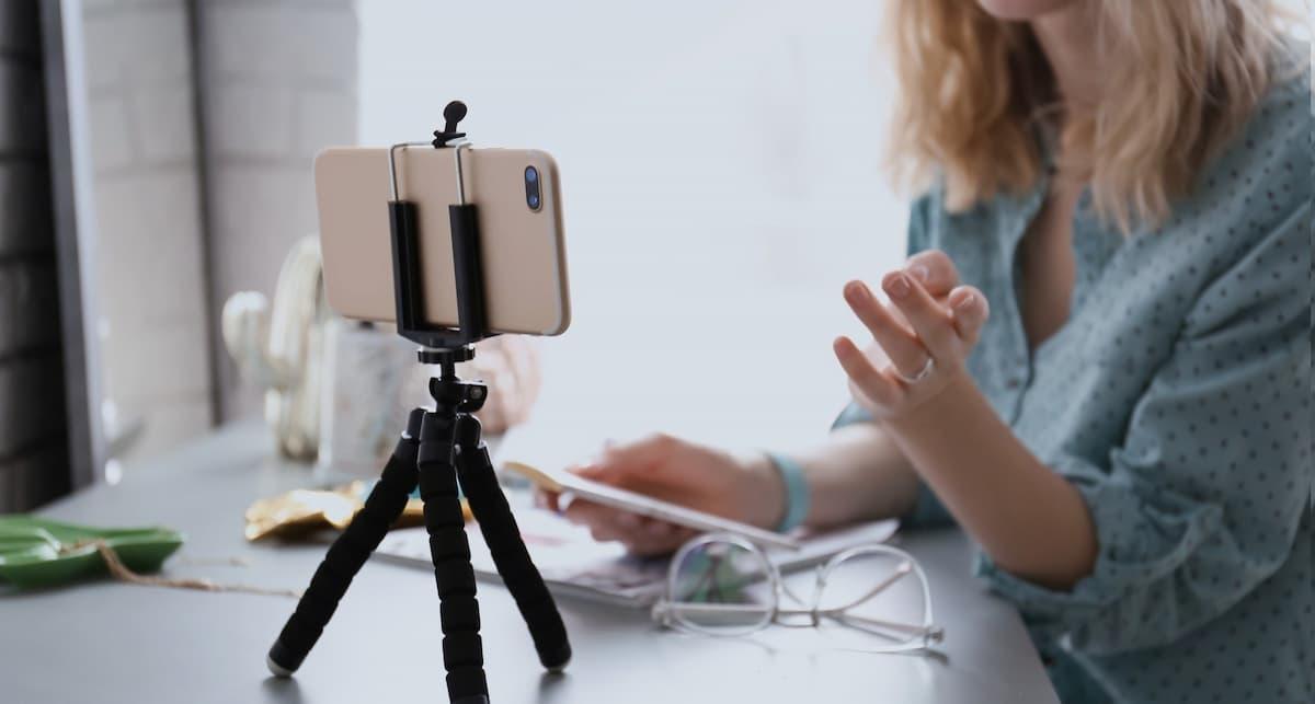 como usar telefono como webcam pc