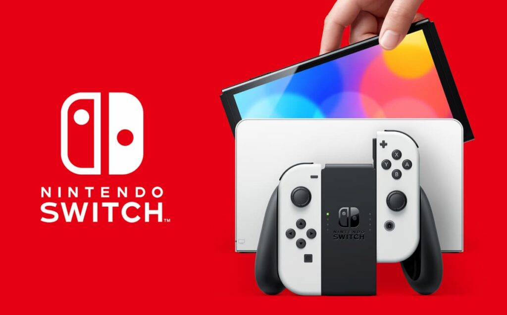 comparativa nintendo switch oled