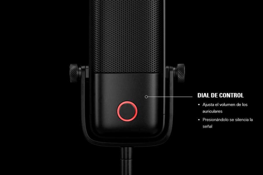 analisis microfono elgato wave 1