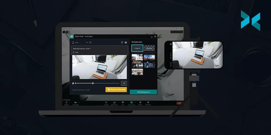 app para utilizar telefono como webcam