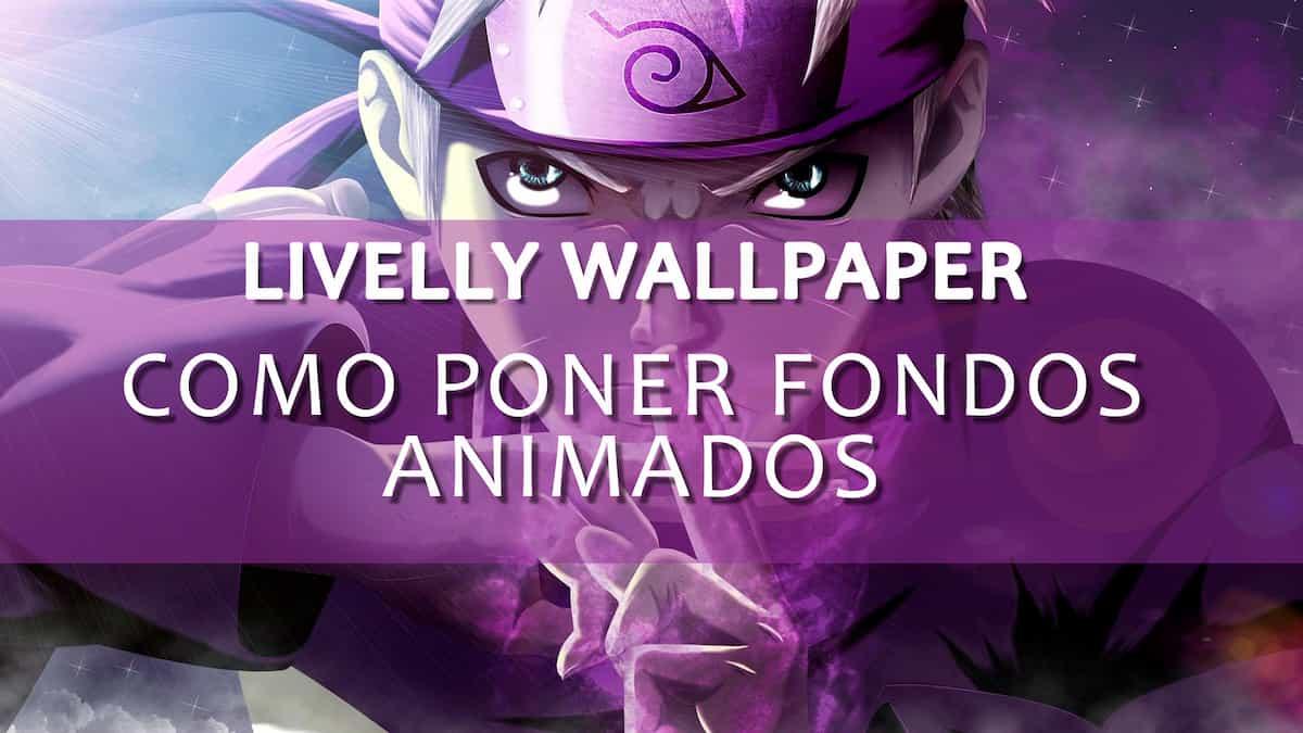 como usar livelly wallpaper