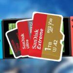 ¿Vale cualquier tarjeta de memoria para la Nintendo Switch? ¿Qué Micro SD comprar?